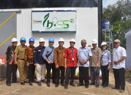 Direktur Aneka Energi Baru dan Energi Terbarukan b