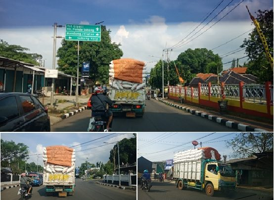 Kendaraan Angkutan Barang