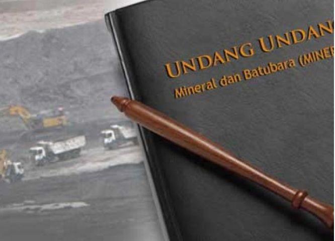 Pembahasan RUU Minerba