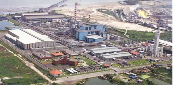 Relokasi Pabrik