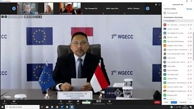 Pertemuan WGECC