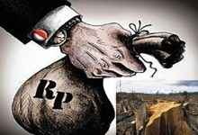 Korupsi Kebijakan Kehutanan